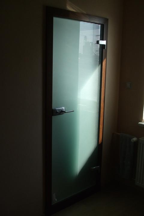 Sklene dvere