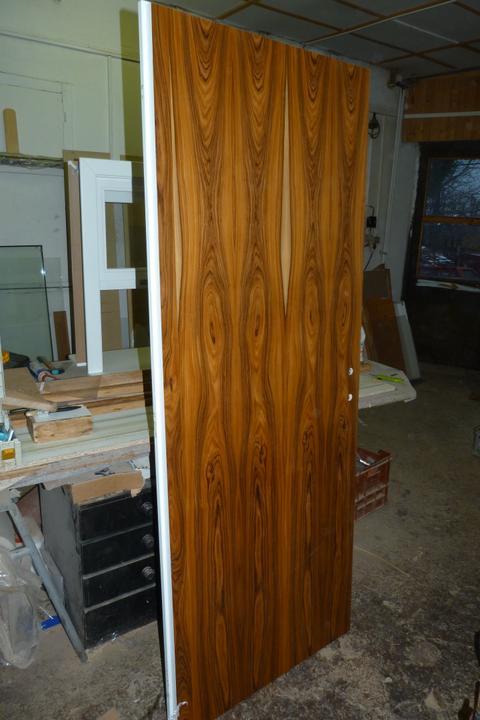 Dyhovane dvere protihlukove