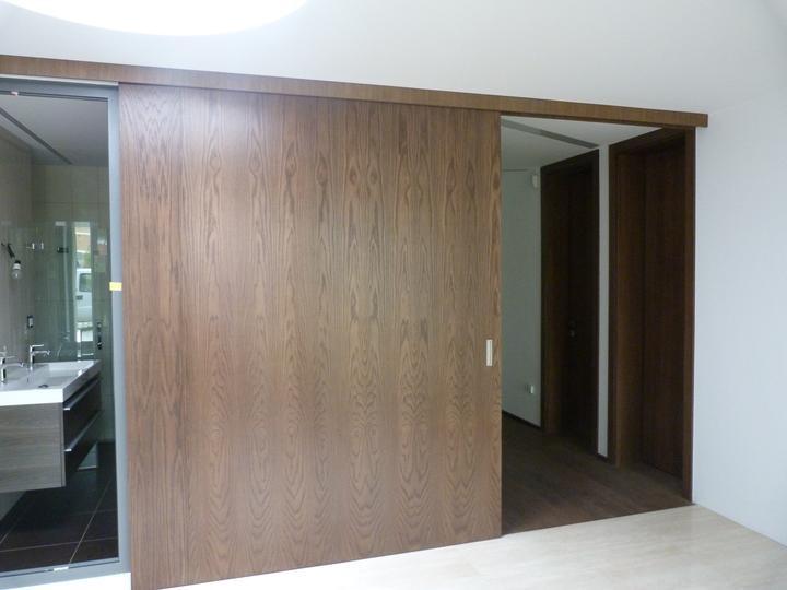 Velké posuvné dvere