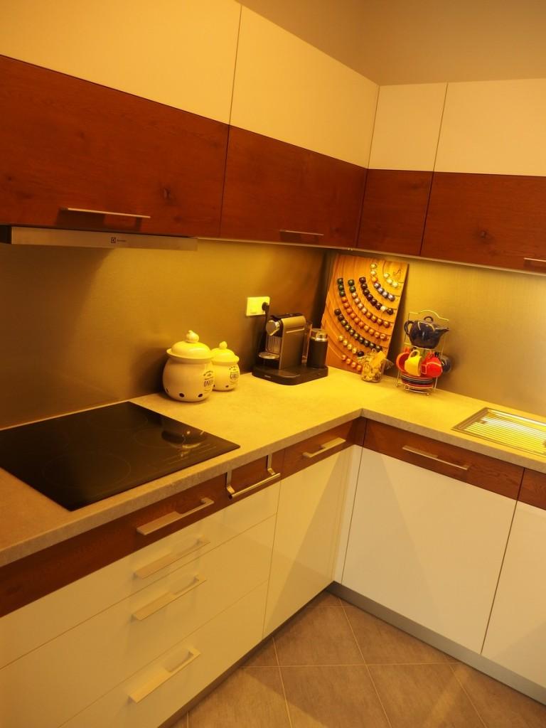 Kuchyna lesk