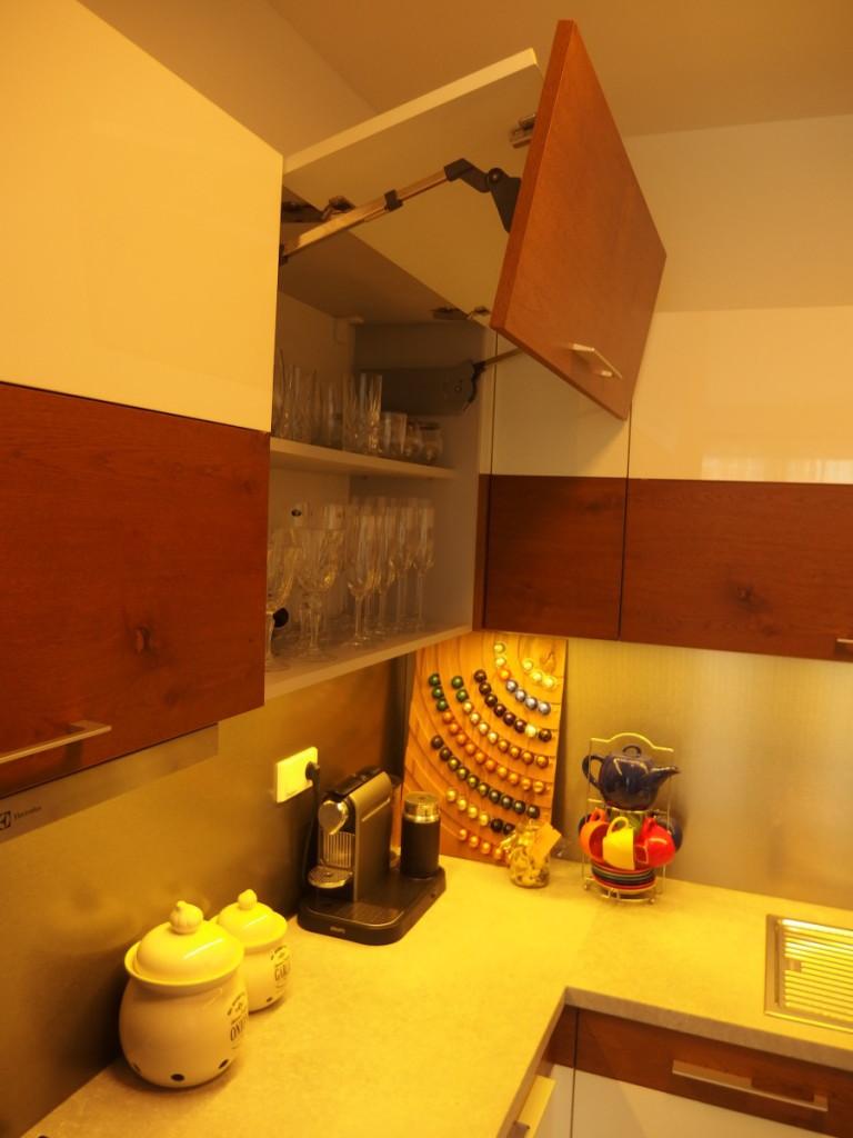 Kuchyna s vyklopmi
